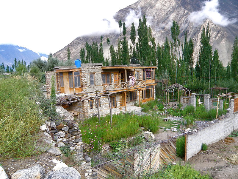 Rock Climbing Photo: My house in the central Karakoram