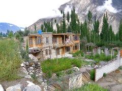 Rock Climbing Photo: My house in the central Karakoram