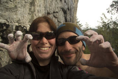 Rock Climbing Photo: Week off from guiding, hitting up Higgyland with m...