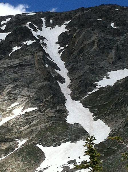 Rock Climbing Photo: Skywalker 1.