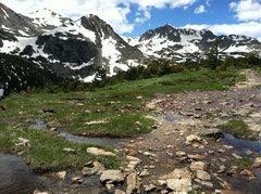 Rock Climbing Photo: IPW 2, 6/25.