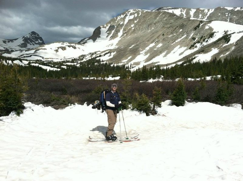 Brainard Lake, 6/8/13.