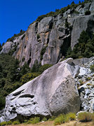 Rock Climbing Photo: The Cookie cliff
