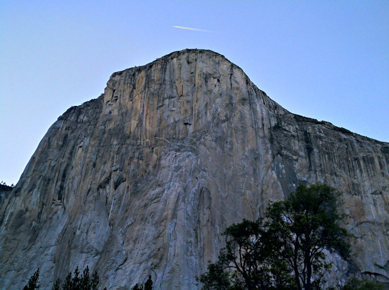Rock Climbing Photo: El Capitan