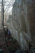 Rock Climbing Photo: Cove Road Wall