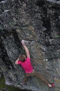 Rock Climbing Photo: Captain Kaboom.