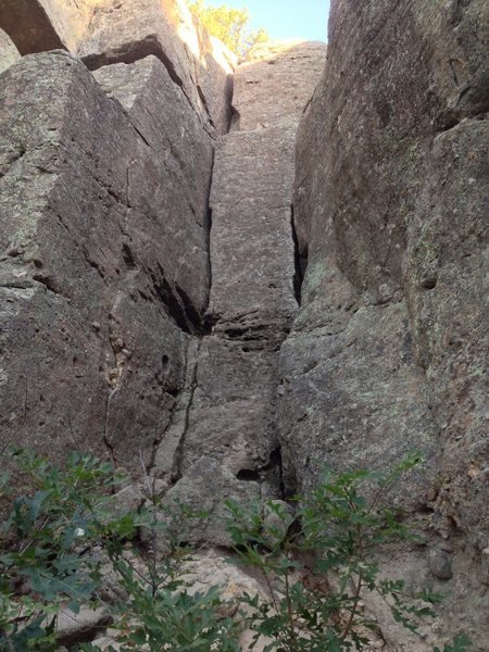 Are You Experienced is the crack on the right, in the alcove.