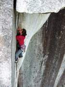 Rock Climbing Photo: Blazing Saddles
