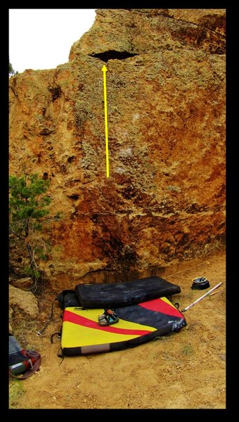 Rock Climbing Photo: Sunbather problem, same as Channel Orange, but it ...