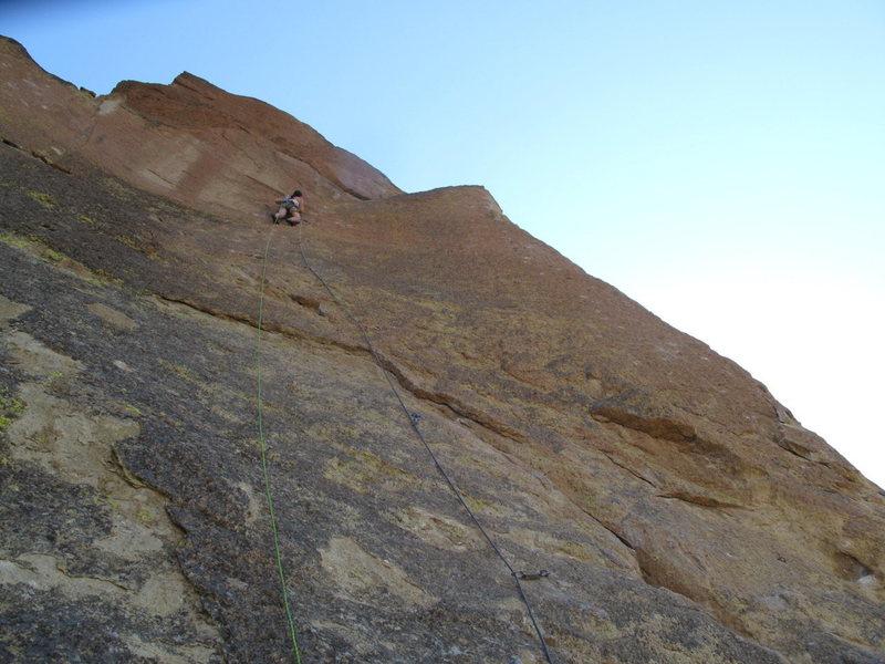 Rock Climbing Photo: SYZ.
