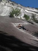 Rock Climbing Photo: So good!