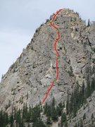 Rock Climbing Photo: The Far West.