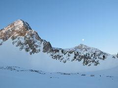 Rock Climbing Photo: View of the North Ridge.