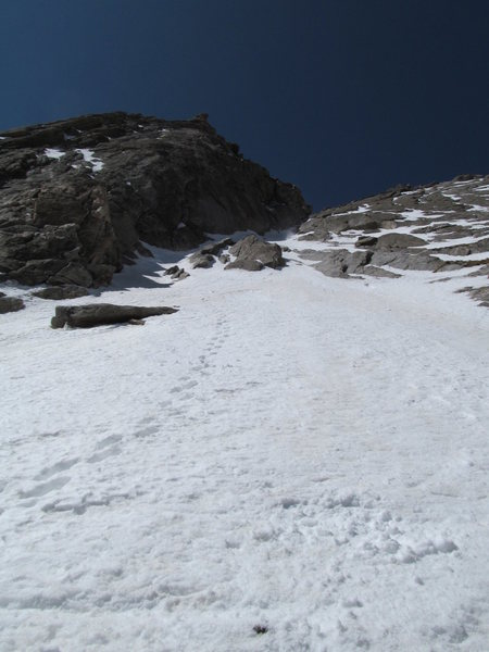 Northwest Couloir.