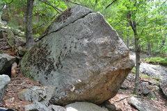 Rock Climbing Photo: Dumplington Hammer