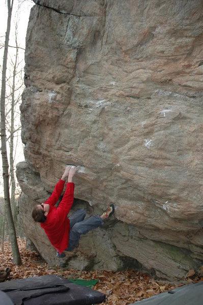 Rock Climbing Photo: Mo