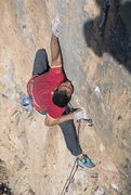 Rock Climbing Photo: Baby Doll (5.12a / 7a+) Lleida, Catalunya, Spain (...