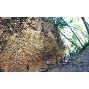 Rock Climbing Photo: classic pipeline shot