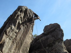 Rock Climbing Photo: All You Can Eat 5.9 TR