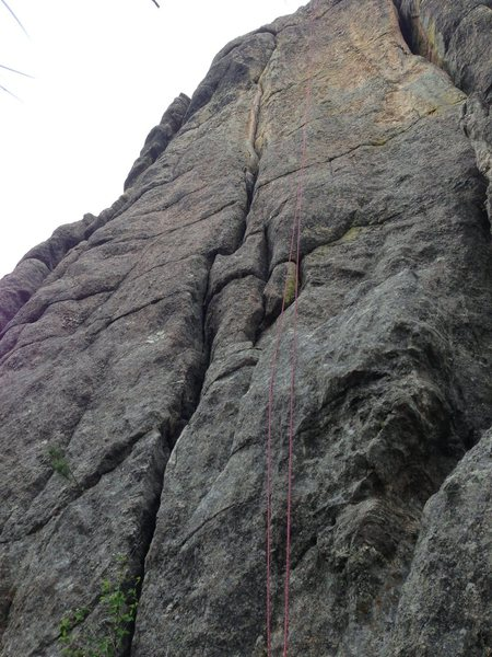 Rock Climbing Photo: Beautiful