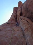 Rock Climbing Photo: looks ugly: it's not!!!