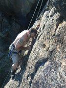 Rock Climbing Photo: Emigrant Lake