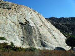 Rock Climbing Photo: Welcome to Big Rock, at Lake Perris, CA