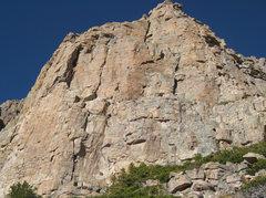 Rock Climbing Photo: Eddie's High
