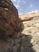 Rock Climbing Photo: Radio Towers. The 5.8 Trad climb.