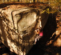 Rock Climbing Photo: pinky direct