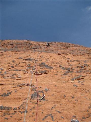 Dangling Participle 5.8 sport lead that never ends...<br>