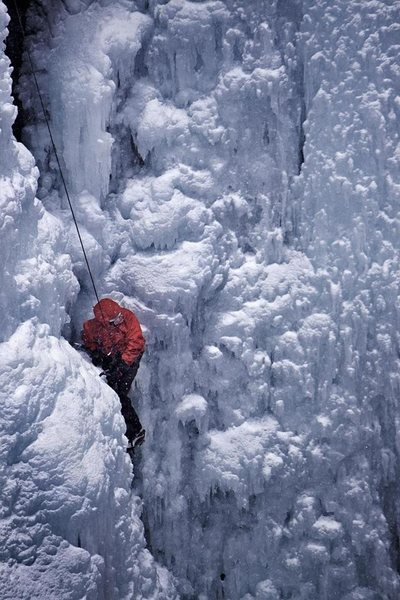 Rock Climbing Photo: Photo by Andrew Pledger.
