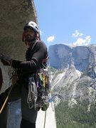 Rock Climbing Photo: Ready to start P5, SFWC