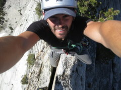 Rock Climbing Photo: Bunch of stuff we didn't use, Matthes Crest