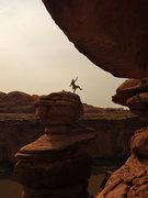 Rock Climbing Photo: chaaaaa