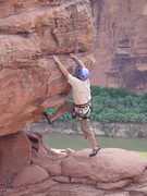 Rock Climbing Photo: busta