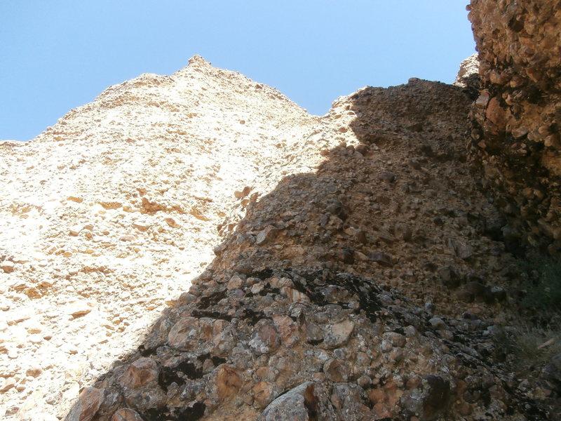 Rib  Cage at Early Bird Crag