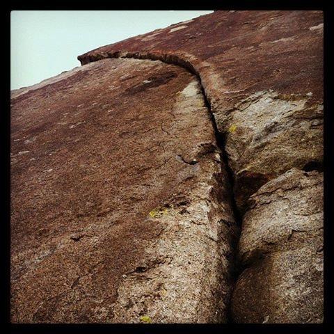 Rock Climbing Photo: At the base