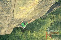 Rock Climbing Photo: Jangala