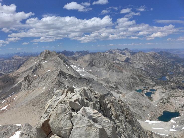 view toward Dade