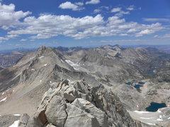 Rock Climbing Photo: view toward Dade
