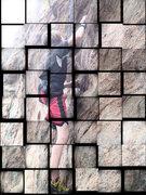 Rock Climbing Photo: Evan Luebbert on Standing Ovation.  Photo: Erin Pa...