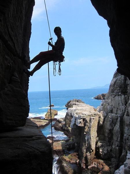 Rock Climbing Photo: The aretes