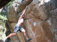 Rock Climbing Photo: Thievery