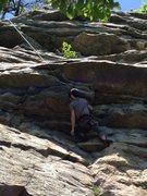 Rock Climbing Photo: The gunks