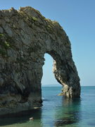 Rock Climbing Photo: Durdle Door