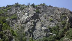 Rock Climbing Photo: Glass Ocean and Environs area