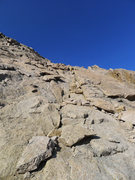 Rock Climbing Photo: We joined up with the Keyhole route.