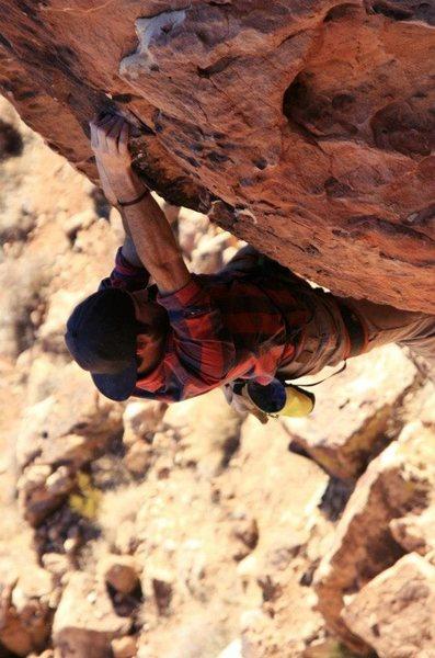 just climbing