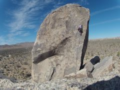 Rock Climbing Photo: cryptic